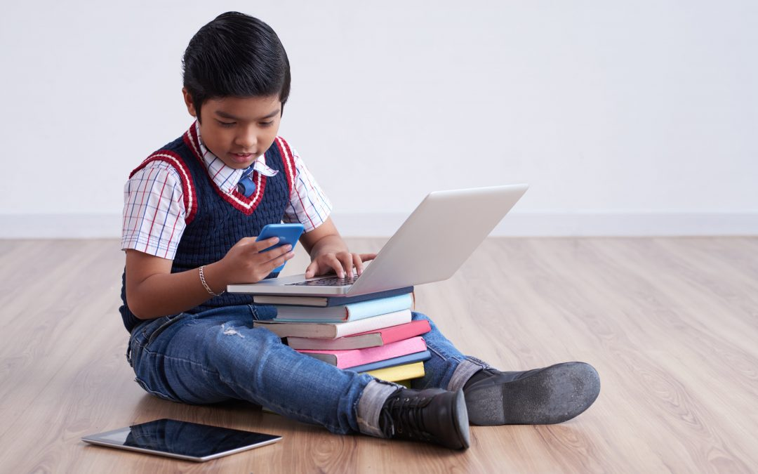 Do this one thing to ease the process of distance learning